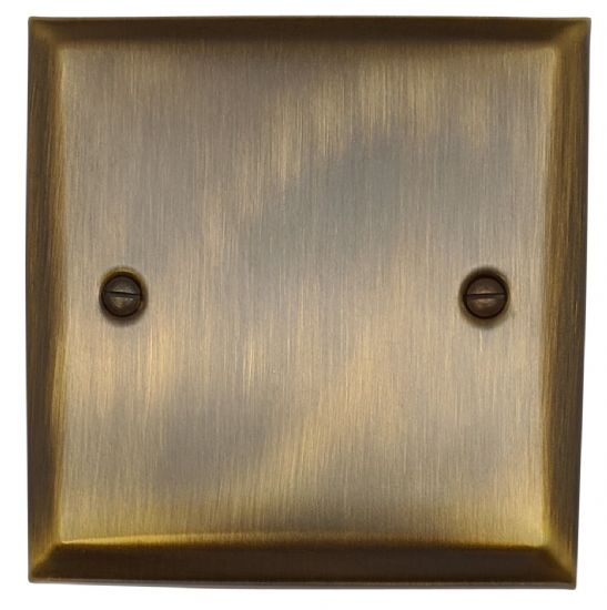 Spectrum Plate Antique Bronze